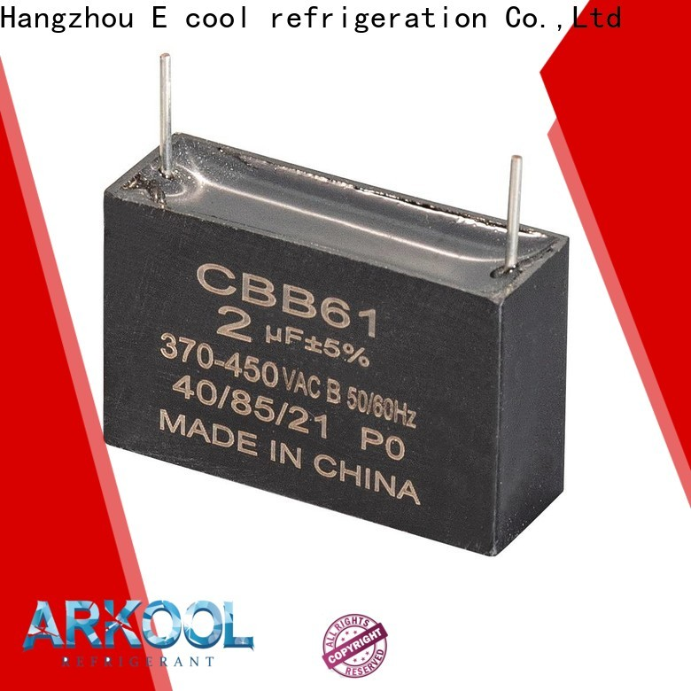 Arkool cbb65b air conditioner capacitor for business for water pump