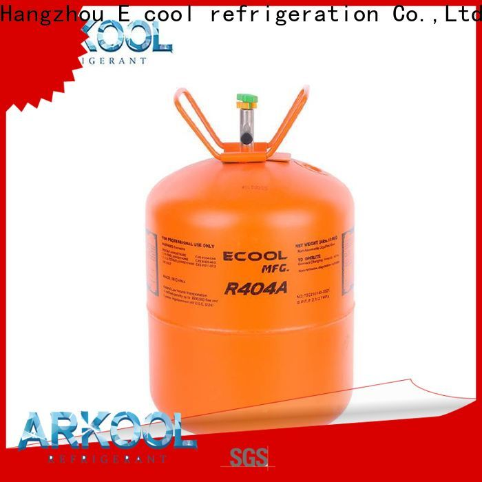 Arkool new r22 refrigerant gas replacement for business for air conditioning industry