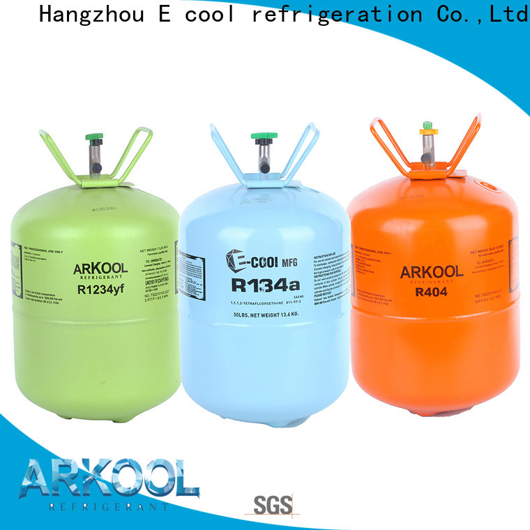 Arkool latest refrigerant gas supply for electric motors