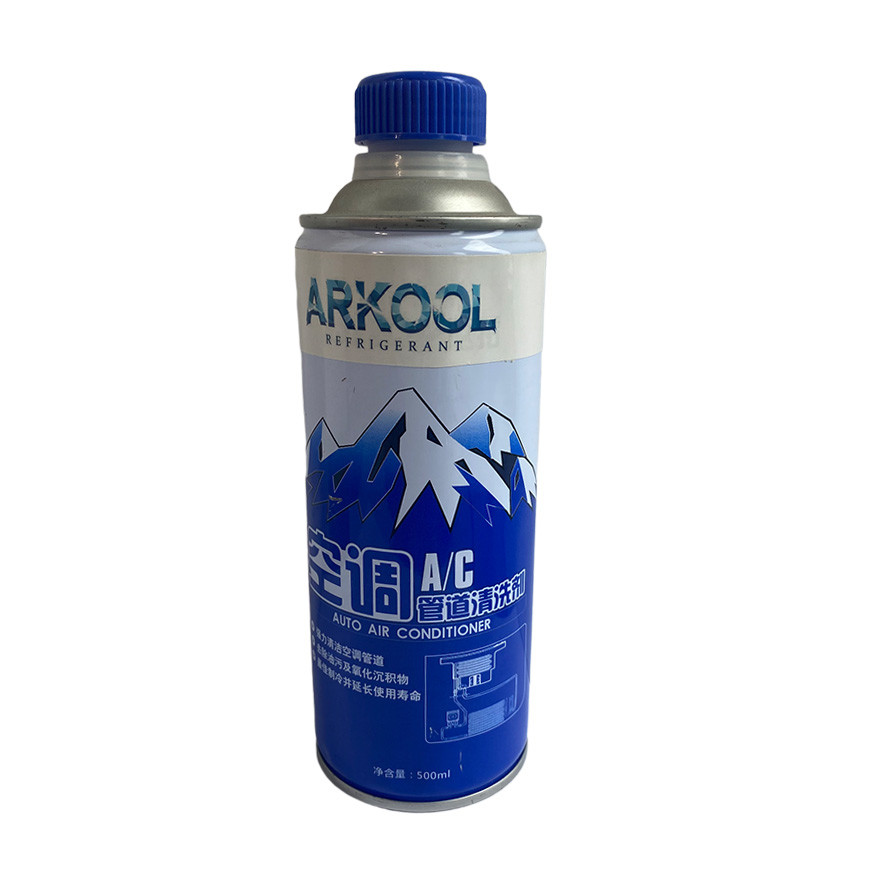 Sterilizing And Deodorization Formula Air Conditioning Cleaner