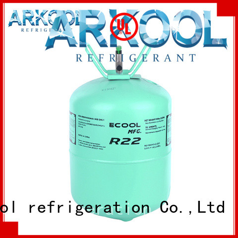 Arkool refrigerant used in ac company for commercial air conditioning system