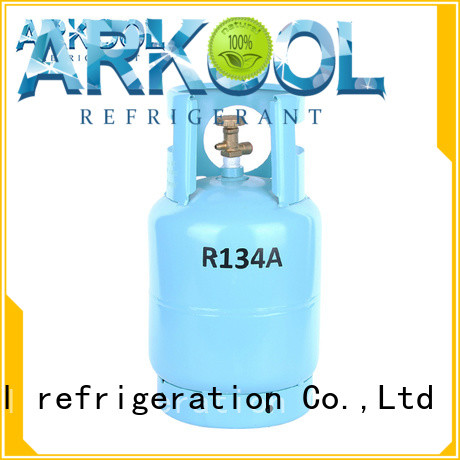 Arkool hcfc gas with good quality for commercial air conditioning system