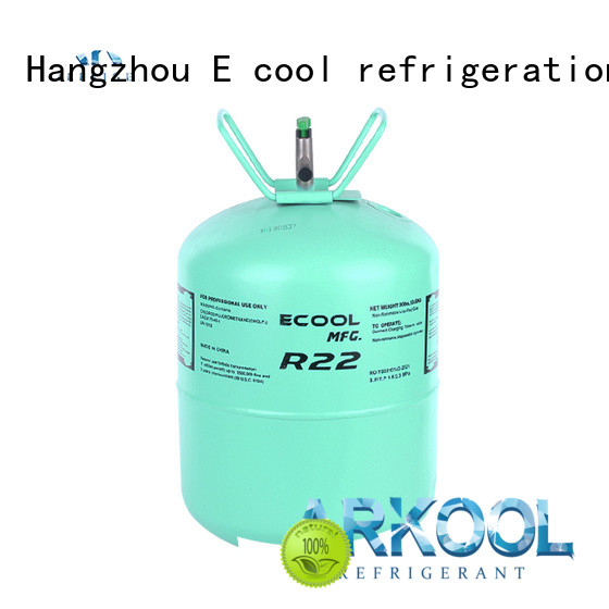 new refrigerant gas r22 manufacturers with best quality for air conditioner