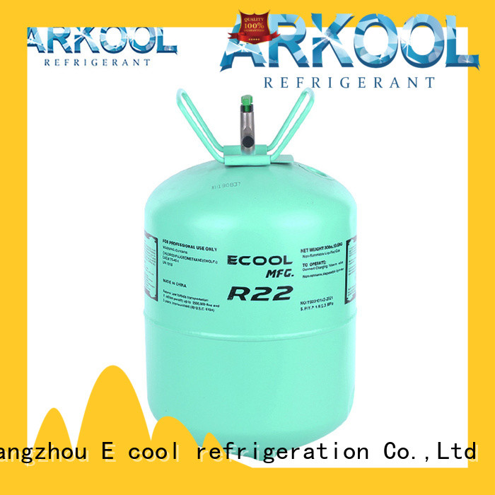 Arkool new hcfc refrigerant china top supplier for commercial air conditioning system