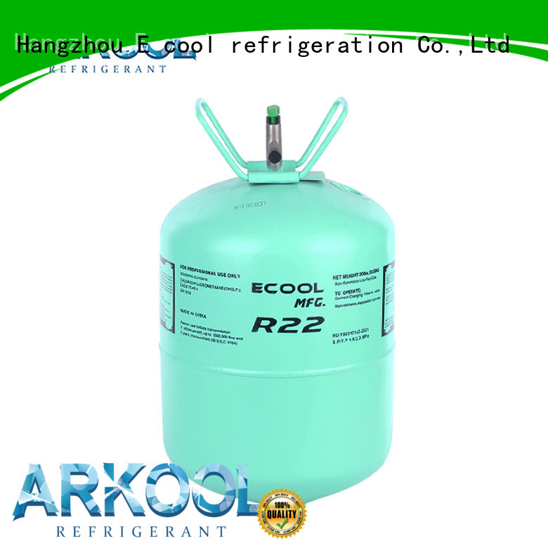 favorable price refrigerant gas r22 suppliers direct factory for residential air-conditioning systems