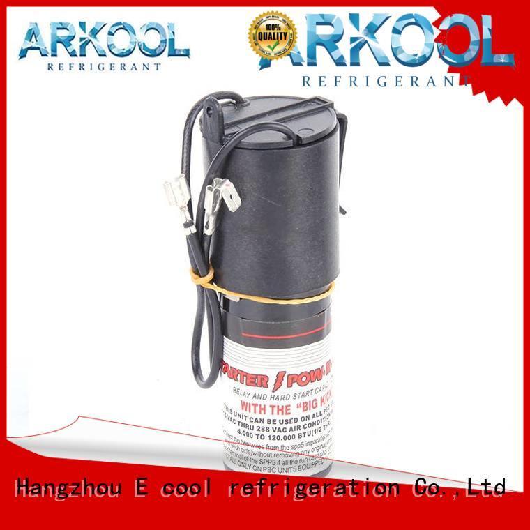 Arkool new air conditioner hard start capacitor trade partner for refrigeration compressor
