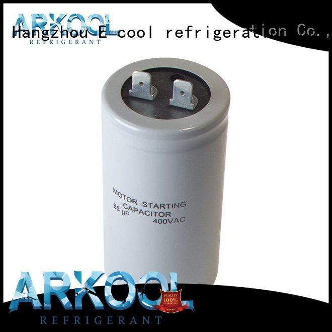 Arkool cd60 start capacitor customized for water pump