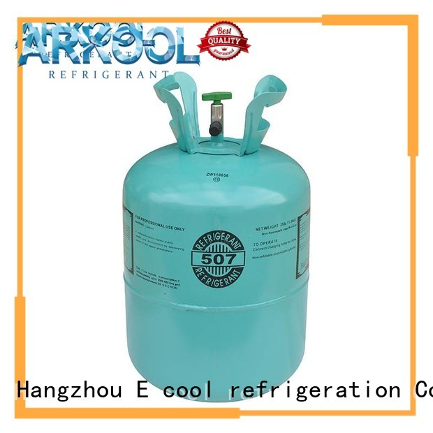 Arkool famous r417a refrigerant gas factory for air conditioning industry