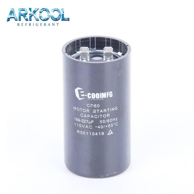 Electrolytic Cd60b Motor Start Capacitors