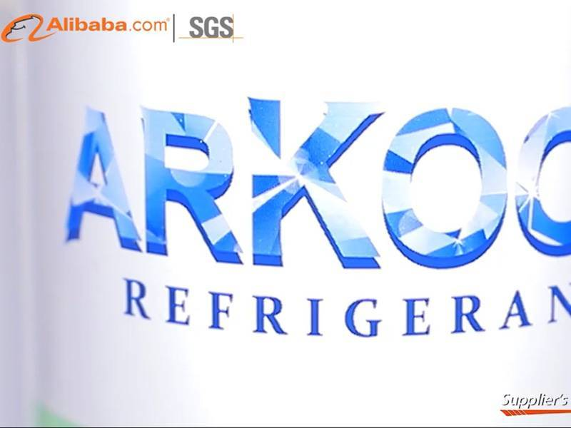 Arkool Freon Manufacturers Corporate Video