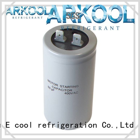 Arkool air conditioner start capacitor widely use for air compressor