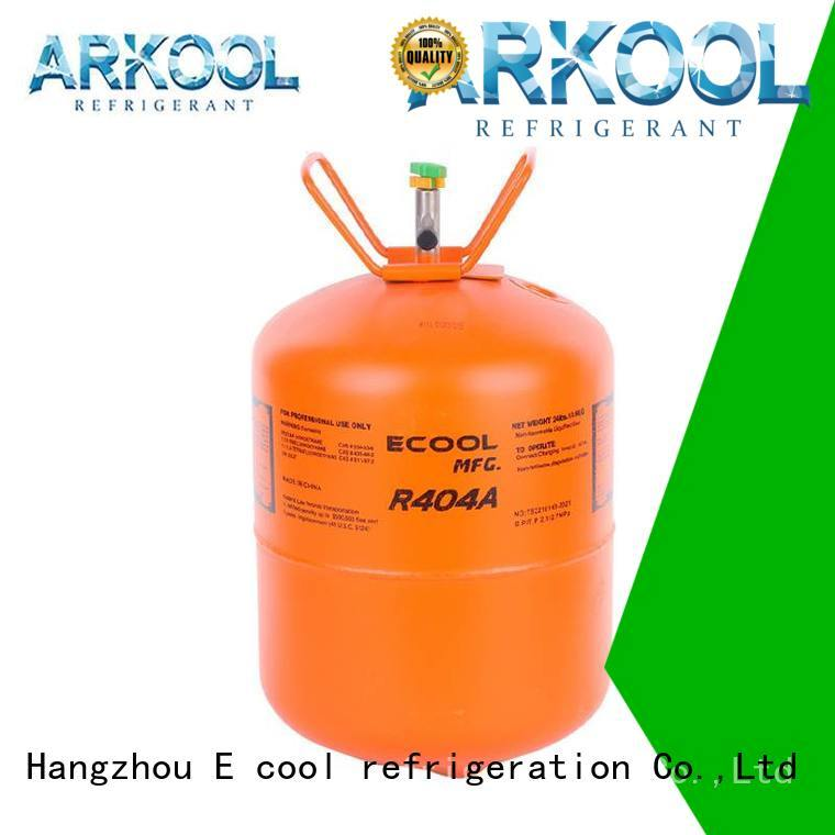 Arkool environment friendly freon r404a suppliers with good reputation for air conditioning industry