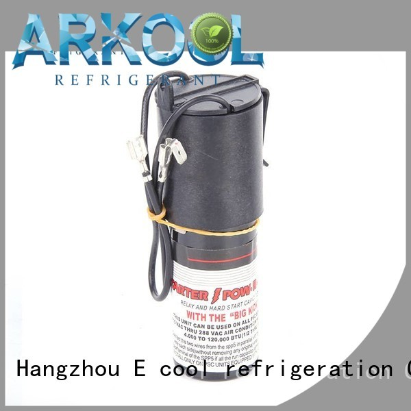 Arkool durable ac compressor hard start kit exporter for motor