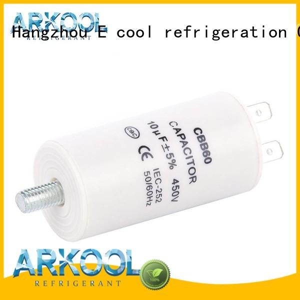 Arkool film capacitor custom made for ac motor