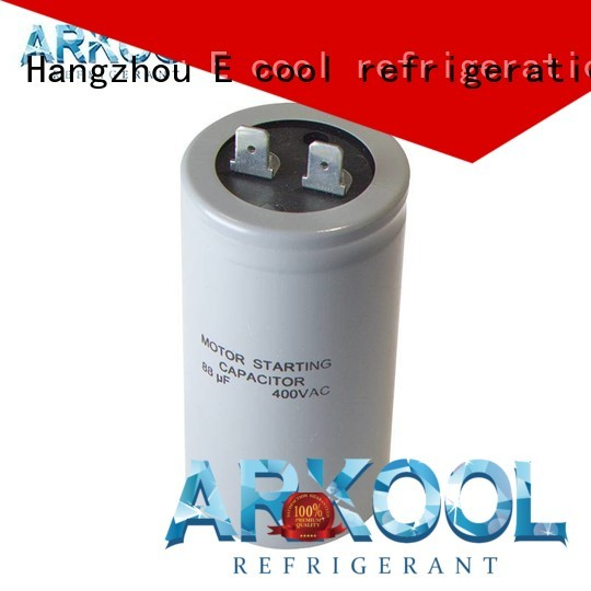 Arkool air conditioner start up capacitor manufacturers for water pump