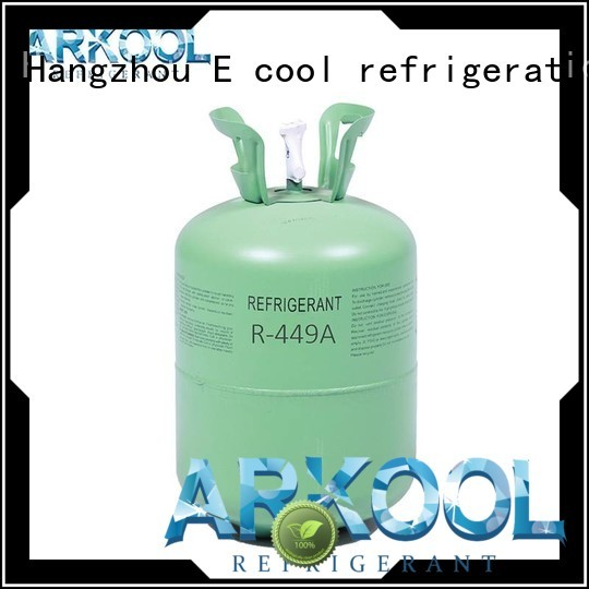 Arkool long-lasting durability r404a refrigerant replacement with best quality for commercial air conditioning system