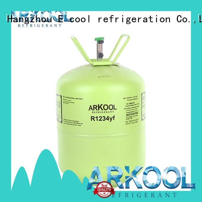 Arkool good gas r422d with good reputation for ac