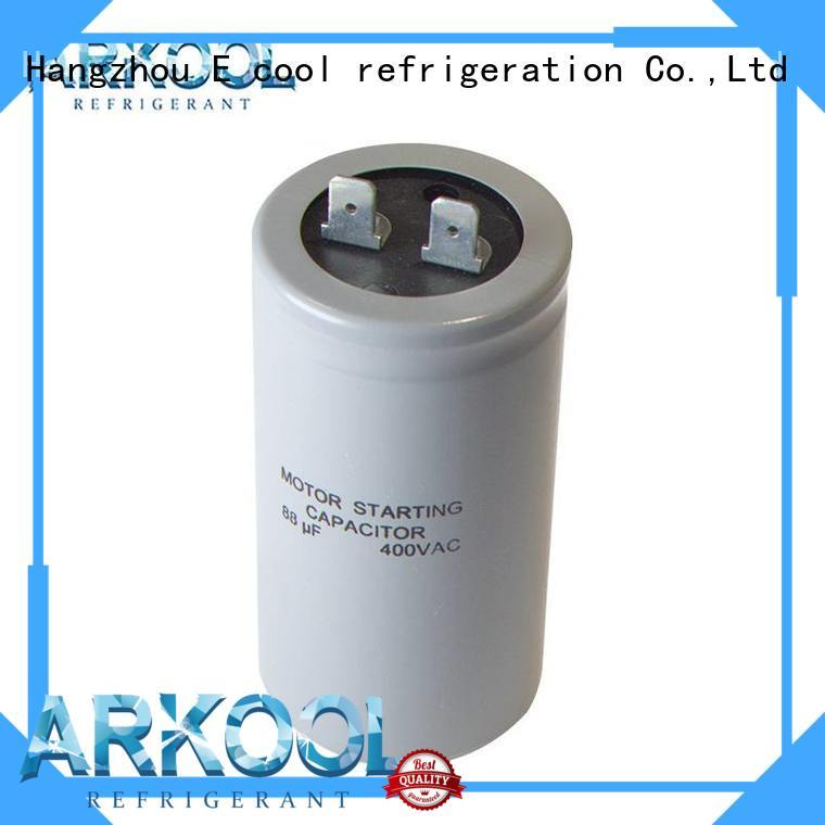 Arkool wholesale start run capacitor air conditioner widely use for air compressor