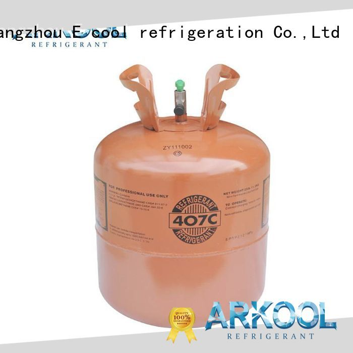 Arkool 134a refrigerant for air conditioner