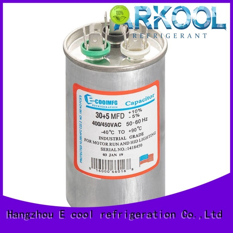 Arkool ac start capacitor factory for ac motor