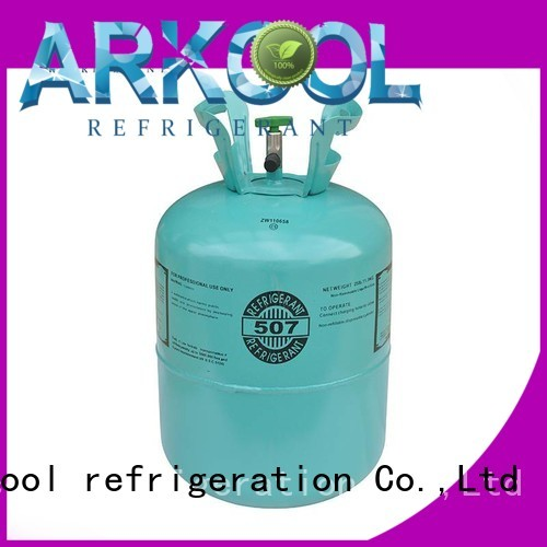 Arkool r23 refrigerant certifications for industry