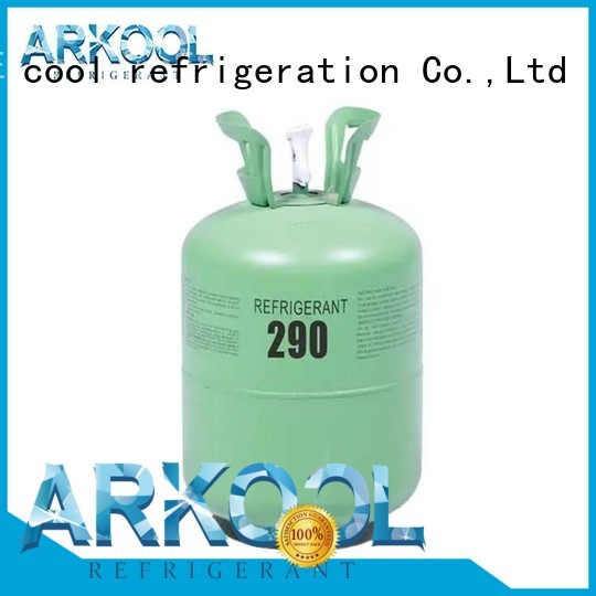Arkool hot sale r290 replacement gas with competition price for ac