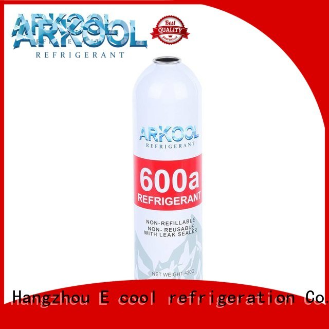 Arkool top r290 refrigerant manufacturers for automobile
