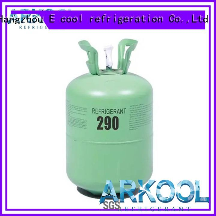 Arkool propane refrigerant r290 with competition price