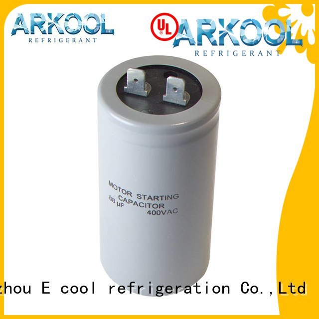 Arkool electric motor start capacitor suppliers for HVAC