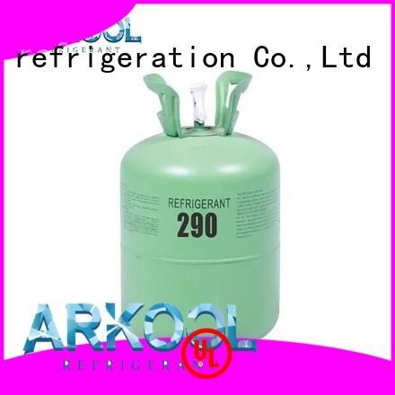 Arkool r290 refrigerant gas suppliers