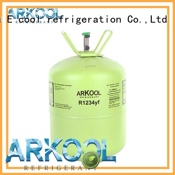 Arkool r410 refrigerant supply for ac compressor