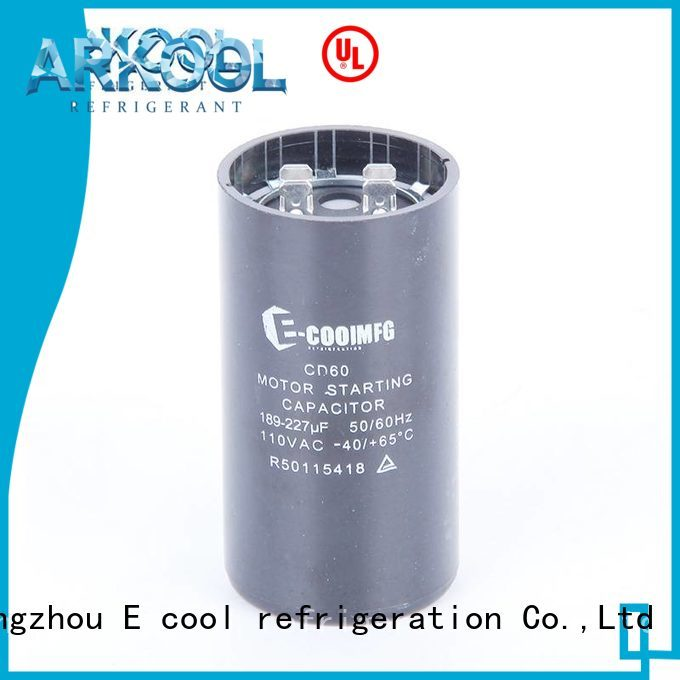 high performance motor starting capacitors suppliers for motors