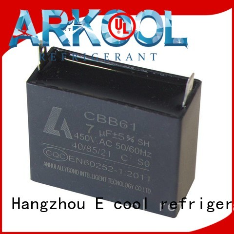 Arkool safety washing machine capacitor manufacturer for ac motor