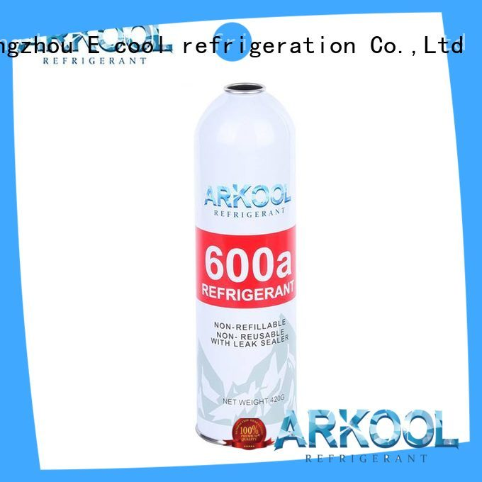 Arkool custom r290 hydrocarbon refrigerant for air conditioner
