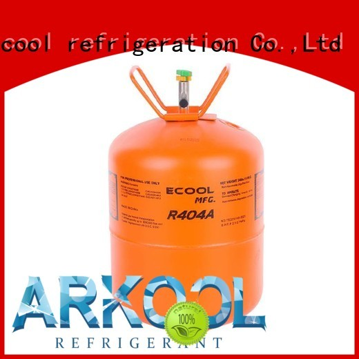 Arkool freon refrigerant r22 certifications for industry