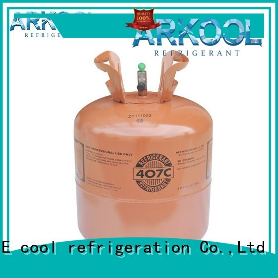 best r404a refrigerant gas certifications for air conditioner