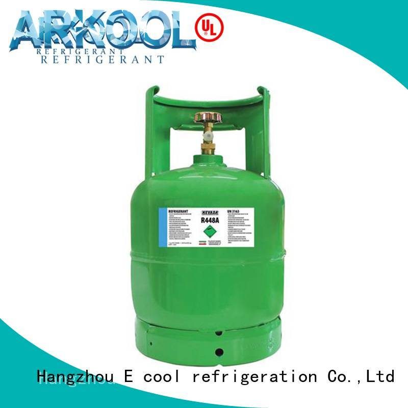 Arkool new hfc r134a certifications for air conditioning industry