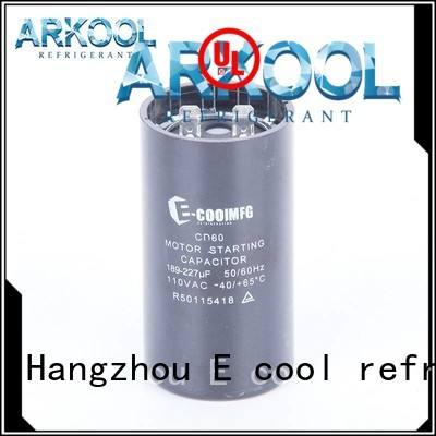 chinese factory motor starting capacitors suppliers customized for water pump