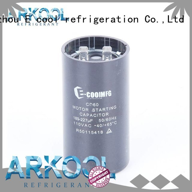 Arkool buy start run capacitor company for air conditioner use