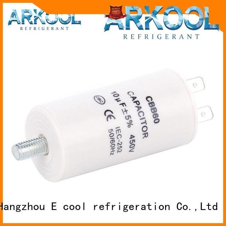 Arkool fan motor capacitor for air compressor