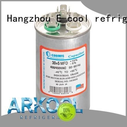 Arkool best quality motor run capacitor bulk purchase for ac motor