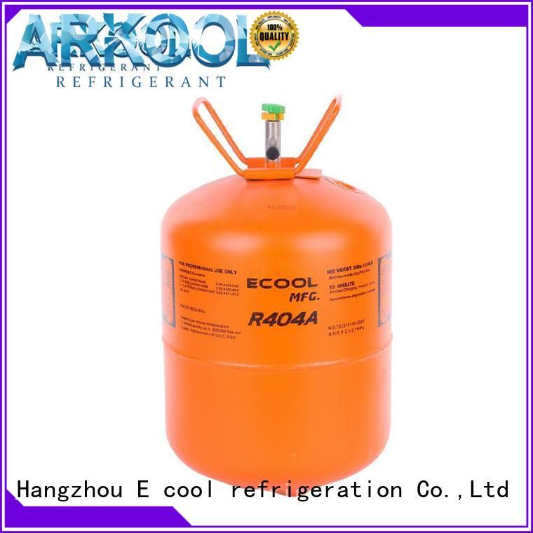 Arkool gas refrigerant r134a factory for industry