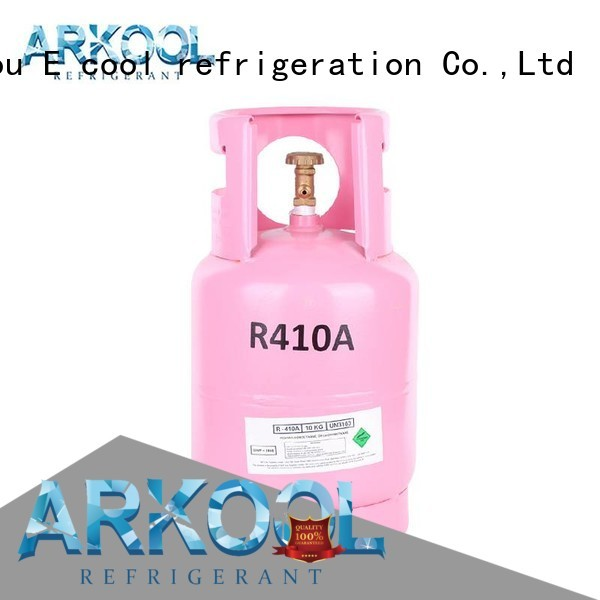 Arkool famous r407c refrigerant suppliers for air conditioning industry