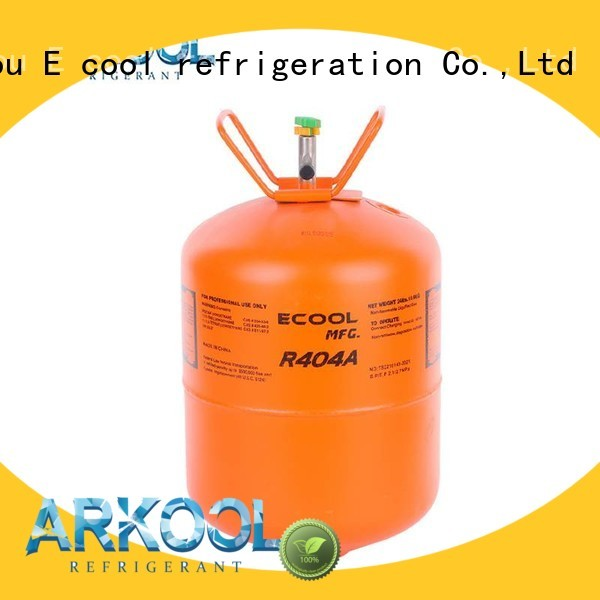 Arkool new gas refrigerant r134a china supplier for air conditioner