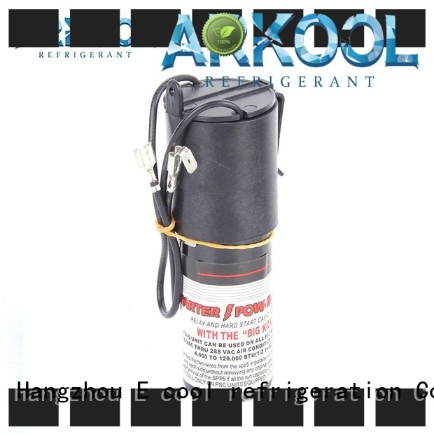 Arkool wholesale cheap super boost relay and hard start capacitor spp6 manufacturer for heating pump