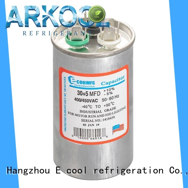 Arkool fan capacitor for air compressor
