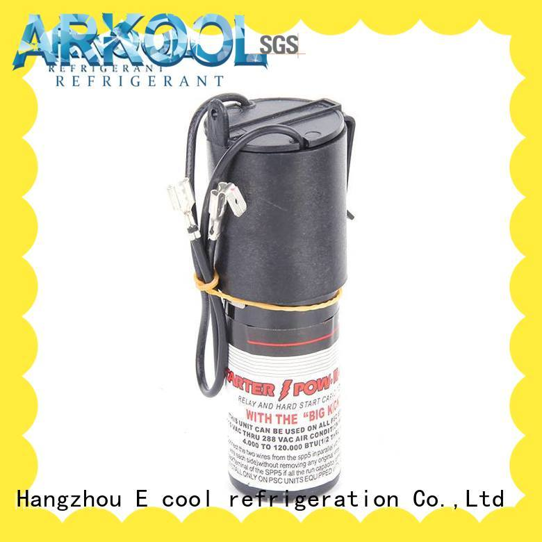 Arkool air conditioner hard start kit company for refrigeration compressor