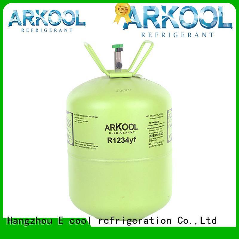 Arkool custom refrigerante r422d with bottom price for ac
