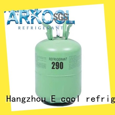 Arkool r290 refrigerant overseas market for ac